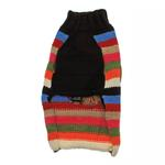 View Image 2 of Handmade Wool Funky Monkey Dog Sweater