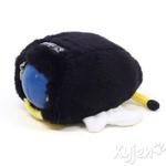 View Image 3 of Hard Boiled Softies Dog Toy - Boris the Bee