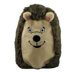 View Image 1 of Hard Boiled Softies Dog Toy - Huey the Hedgehog