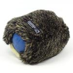 View Image 3 of Hard Boiled Softies Dog Toy - Huey the Hedgehog