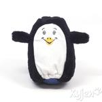 View Image 1 of Hard Boiled Softies Dog Toy - Petey the Penguin