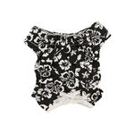 View Image 2 of Hawaiian Puppy Panties- Black