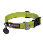 View Image 1 of Headwater Dog Collar by RuffWear -  Fern Green