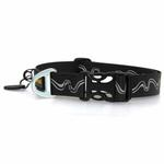 View Image 2 of Headwater Dog Collar by RuffWear -  Obsidian Black
