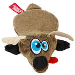 View Image 3 of Hear Doggy Flat Dog Toy - Deer