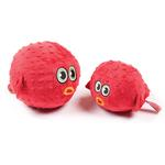 View Image 1 of Hear Doggy Plush Dog Toy - Blowfish