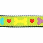 View Image 3 of Heart and Bone Dog Leash by Up Country