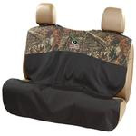 View Image 1 of Heavy Duty Poncho Seat Cover - Mossy Oak