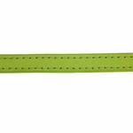 View Image 3 of Hematite Pebbles Dog Leash - Green