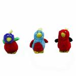 View Image 3 of Hide-a-Bird Plush Dog Toy