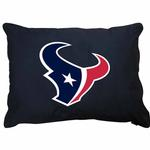 View Image 1 of Houston Texans Dog Bed