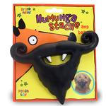 View Image 2 of Humunga Stache and Beard Dog Toy