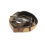 View Image 1 of Hunter Dog Leash by Puppia - Brown
