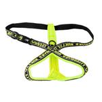 View Image 2 of Hurtta Padded Dog Y-Harness - Yellow