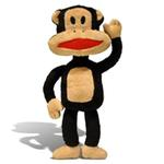 View Image 1 of Julius Plush Dog Toy
