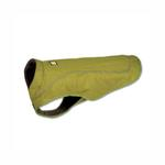 View Image 1 of K-9 Overcoat Utility Dog Jacket by RuffWear - Forest Green