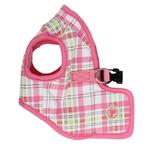 View Image 3 of Kayla Pinka Wrap Dog Harness by Pinkaholic - Pink