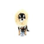 View Image 2 of Knit Fuzzy Designer Dog Sweater by Hip Doggie