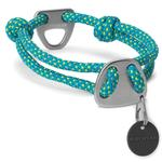 Knot-A-Collar for Dogs by RuffWear - Blue Spring