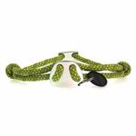 View Image 2 of Knot-A-Collar for Dogs by RuffWear - Lichen Green