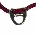 View Image 3 of Knot-A-Collar for Dogs by RuffWear - Purple Dusk