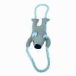 View Image 4 of Koala Bear with Rope Dog Toy