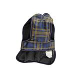 View Image 2 of Kodiak Dog Coat - Blue Plaid