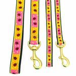 View Image 2 of Ladybug Dog Leash by Up Country