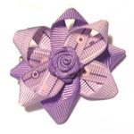 View Image 1 of Lavender Times Dog Bow
