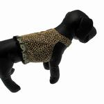 View Image 3 of Leopard Harness Dress by Doggles