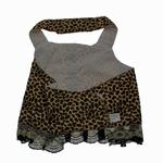 View Image 2 of Leopard Harness Dress by Doggles