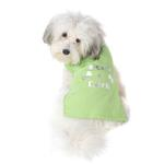View Image 1 of Lime Green Born to Bark T-Shirt