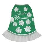 View Image 1 of Little Charmer Dog Tank Dress