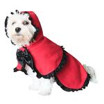 View Image 2 of Little Red Riding Hood Halloween Dog Costume