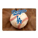View Image 2 of Los Angeles Dodgers Pet Bowl Mat