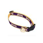 View Image 1 of Los Angeles Lakers Dog Collar