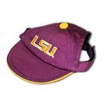 Louisiana State University Dog Hat