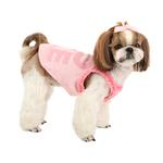 View Image 1 of Love Dog Shirt by Puppia - Light Pink