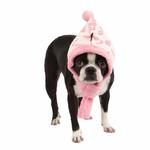 Love Letter Dog Hat by Puppia - Ivory