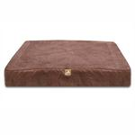 View Image 2 of Luca Orthopedic Dog Bed - Chocolate