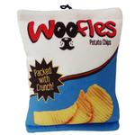Lulubelles Power Plush Woofles Potatos Chips Dog Toy