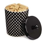 View Image 1 of M. Isaac Mizrahi Treat Canister - Floral Dot