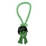 View Image 1 of Marvel Rope Tug Dog Toy - Hulk
