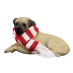 View Image 1 of Mastiff Christmas Ornament - Fawn
