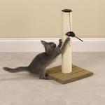 View Image 1 of Meow Town Scratch N' Stow Cat Scratching Post