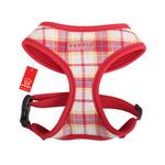 View Image 1 of Mezzo Dog Harness by Puppia - Red