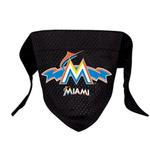 View Image 1 of Miami Marlins Mesh Dog Bandana