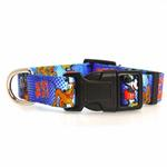 View Image 2 of Mickey Mouse and Pluto Dog Collar