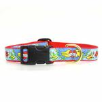View Image 2 of Mom Tattoo Dog Collar by Up Country