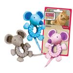 View Image 1 of Kong BraidZ Cat Toy - Mouse